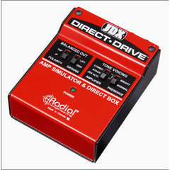 Radial Engineering JDX Direct Drive Direct Box Radial www.stevesmusiccenter.net