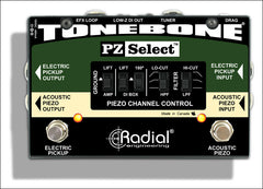 Radial PZ Select Acoustic Preamp