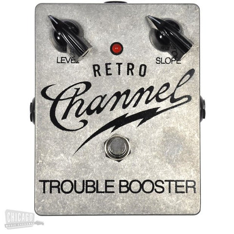 Retro Channel Trouble Booster