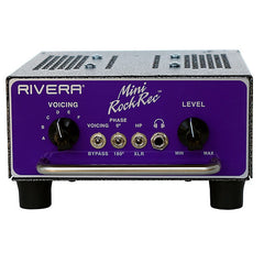 Rivera Mini Rockrec RockCrusher Recording