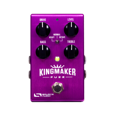 Source Audio Kingmaker fuzz SA245