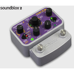 Source Audio Soundblox® 2 Manta Bass Filter SA223 Pedals Soundblox www.stevesmusiccenter.net