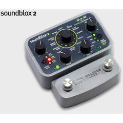 Source Audio Soundblox® 2 OFD Guitar microModeler SA227 Pedals Soundblox www.stevesmusiccenter.net