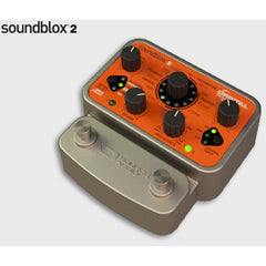 Source Audio Soundblox® 2 Orbital Modulator SA226 Pedals Soundblox www.stevesmusiccenter.net
