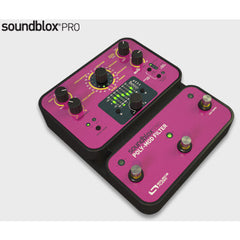 Soundblox® Pro Poly-Mod Filter SA144 Pedals Soundblox www.stevesmusiccenter.net