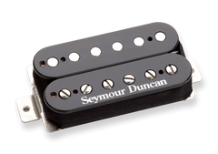 Seymour Duncan Whole Lotta Humbucker SH-18 Seymour Duncan SH-18 Whole Lotta Humbucker Bridge / Bridge / Black Pickups Seymour Duncan www.stevesmusiccenter.net
