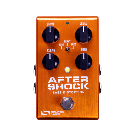 Source Audio Aftershock Bass Distortion SA246