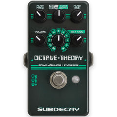 Subdecay Octave Theory Octave Modulator Synthesizer