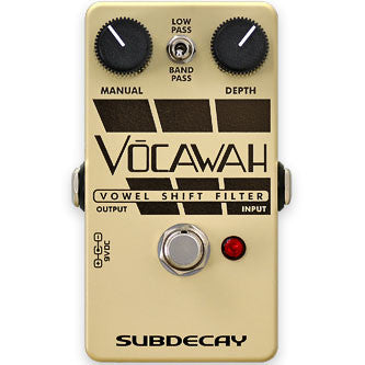 Subdecay Vocawah Vowel Shift Tuner