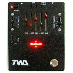 TWA Great Divide 2.0 Mk II Analog Synth Octaver Pedals TWA www.stevesmusiccenter.net
