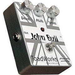 ToadWorks John Bull British Overdrive Pedal MK 1 Pedals Toadworks www.stevesmusiccenter.net
