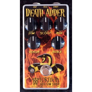 Tortuga Effects Death Adder Metal Distortion W/Hellfire#1 Graphic