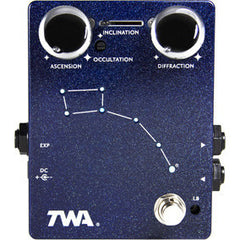 TWA LITTLE DIPPER 2.0 - ENVELOPE CONTROLLED VOCAL FORMANT FILTER MK II Pedals TWA www.stevesmusiccenter.net