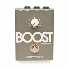 Vertex Boost Overdrive and Boost Vertex www.stevesmusiccenter.net