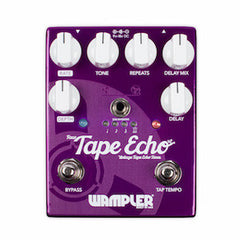 Wampler Tape Echo V2 Effects Wampler www.stevesmusiccenter.net