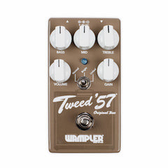 Wampler Tweed 57 Effects Wampler www.stevesmusiccenter.net
