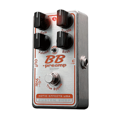 Xotic BB Preamp-COMP Xotic BB-Comp Pedals Xotic www.stevesmusiccenter.net