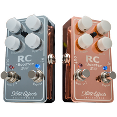 Xotic RC Booster Scott Henderson Model Pedals Xotic www.stevesmusiccenter.net