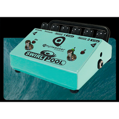 Amptweaker Swirlpool Tremolo,,Pedals Steve's Music Center Rock Hill NY 845-796-3616