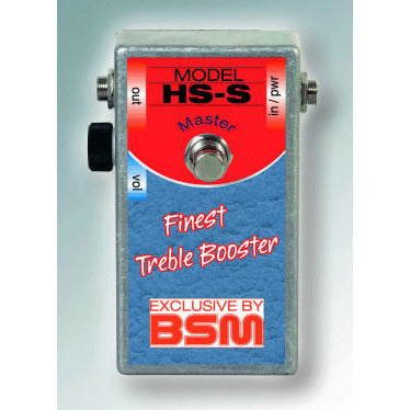 BSM HS-S Master Treble Booster