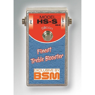 BSM HS-S Silicon Treble Booster