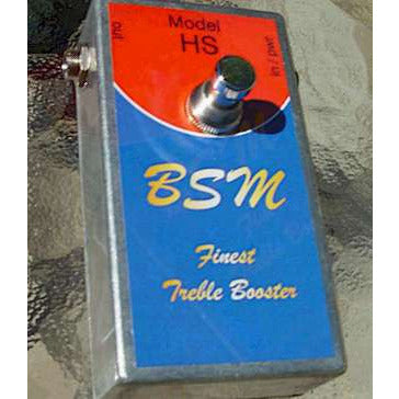 BSM HS Treble Booster