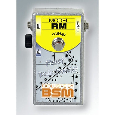 BSM RM Metal Treble Booster