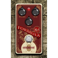 Catalinbread Formula No. 5 Pedals Catalinbread www.stevesmusiccenter.net