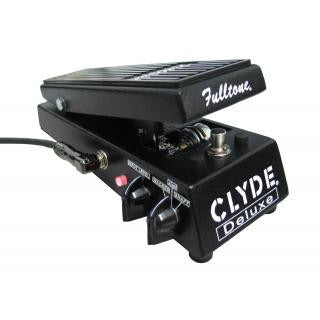 Fulltone Clyde Deluxe Wah with new buffer circuit