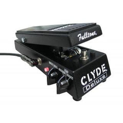 Fulltone Clyde Deluxe Wah with new buffer circuit Pedals Fulltone www.stevesmusiccenter.net