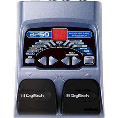 DigiTech BP50 Modeling Bass Processor Pedals Digitech www.stevesmusiccenter.net