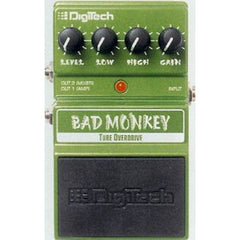 DigiTech DBM Bad Monkey™ Pedals Digitech www.stevesmusiccenter.net