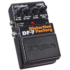 DigiTech DF-7 Distortion Factory Pedals Digitech www.stevesmusiccenter.net
