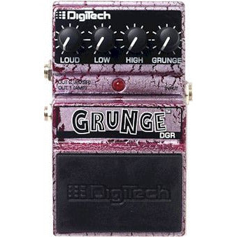DigiTech DGR Grunge™ Distortion Pedal