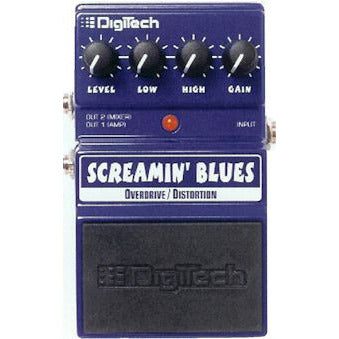 DigiTech DSB Screamin' Blues Overdrive / Distortion Pedal