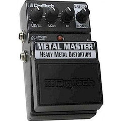 DigiTech XMM X-Series Metal Master Heavy Metal Distortion Pedals Digitech www.stevesmusiccenter.net