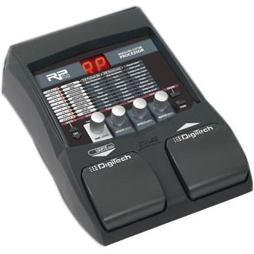 DigiTech RP155 Modeling Guitar Processor and USB Recording Interface