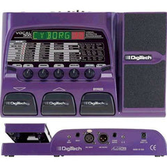 DigiTech Vocal 300 Vocal Effects Processor Pedals Digitech www.stevesmusiccenter.net