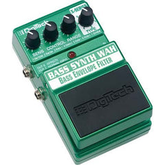 DigiTech X-Series XBW Bass Synth Wah Bass Envelope Filter Pedals Digitech www.stevesmusiccenter.net