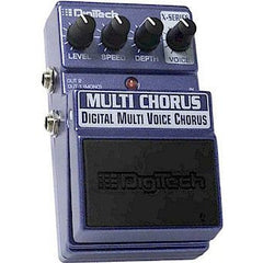 DigiTech XMC X-Series Multi Chorus Digital Multi Voice Chorus Pedals Digitech www.stevesmusiccenter.net