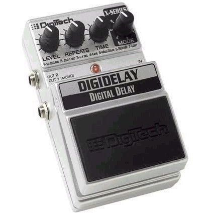 DigiTech X-Series XDD DigiDelay 4 second Digital Delay