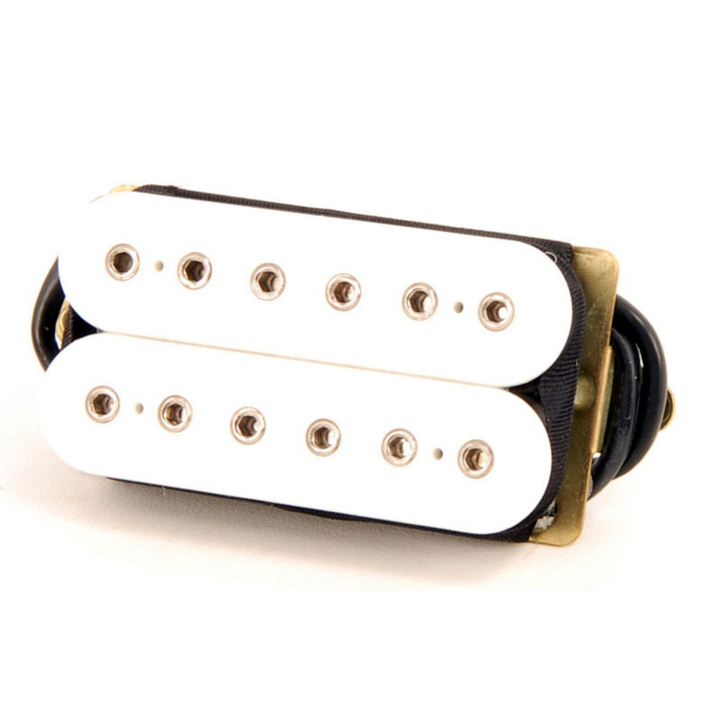 Dimarzio Super Distortion Bridge Model Dp100 Welcome To Steves Hot Wire Wiring F Spaced White Pickups Stevesmusiccenter