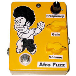 Dirty Boy Blues Saraceno Afro Fuzz Fuzz Pedal Version 1