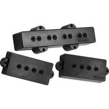DiMarzio P and J Set Bass  Pickup DP126 Combines a DiMarzio Model P® Bass Pickup DP122 with a DiMarzio Model J™ Long Bass Pickup DP123L