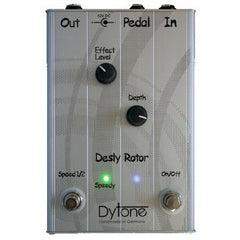 Dytone Desly Rotor Rotating Speaker Simulator Pedals Dytone www.stevesmusiccenter.net