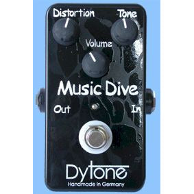 Dytone Music Dive II Distortion