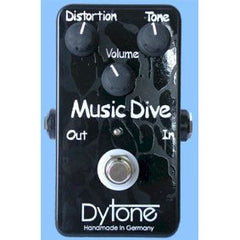 Dytone Music Dive II Distortion Pedals Dytone www.stevesmusiccenter.net