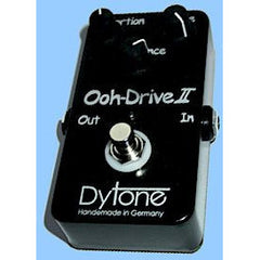 Dytone Ooh-Drive II Overdrive Pedals Dytone www.stevesmusiccenter.net