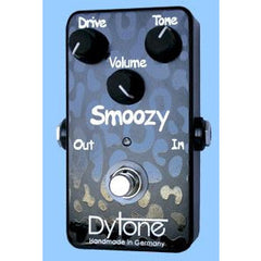 Dytone Smoozy Overdrive Pedals Dytone www.stevesmusiccenter.net