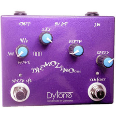 Dytone Tremolino Tremolo Pedal Pedals Dytone www.stevesmusiccenter.net